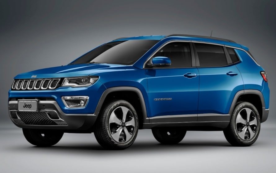 Jeep Compass FireFly