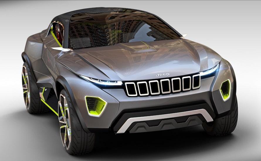 jeep concept freedom