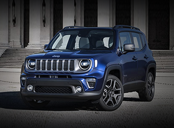Новый Jeep Renegade