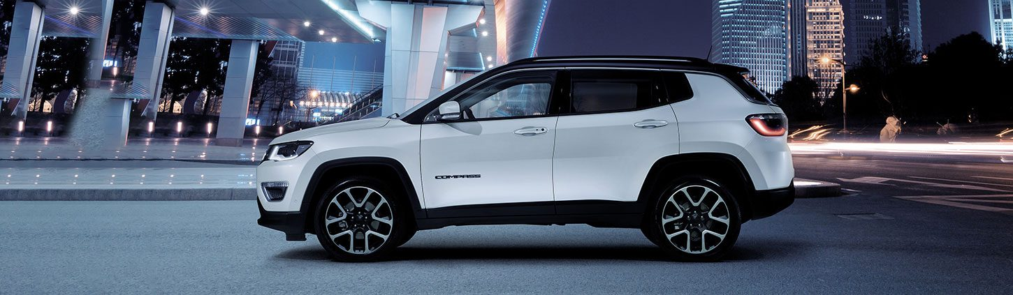 Фото Jeep Compass Night Eagle